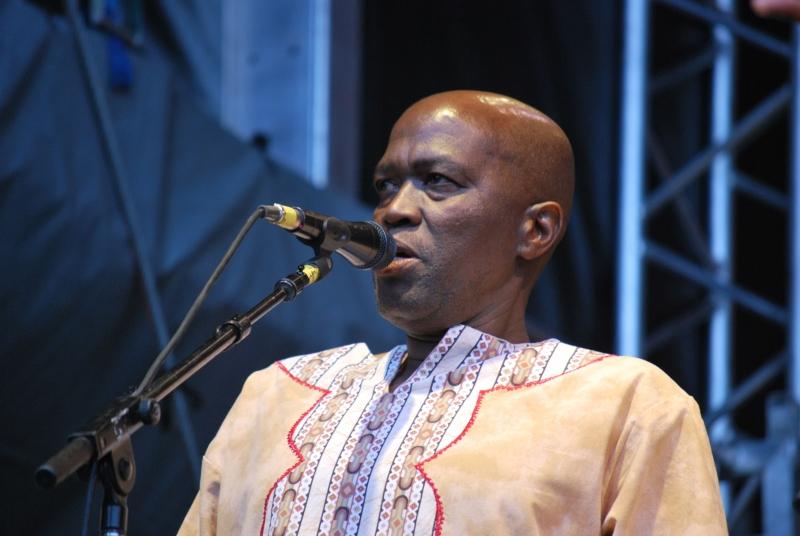 Co-Founder, Albert Mazibuko, Mambas, history