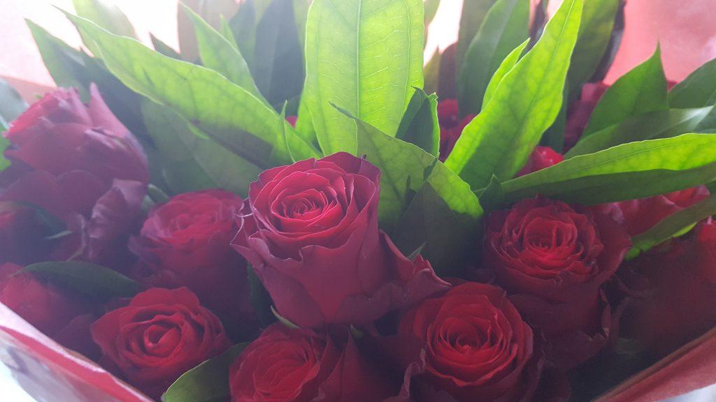 roses #DateNight