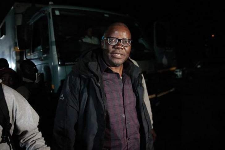 He was arrested after being handed over by Zambian police after that country refused him asylum.Biti is charged with sparking the violent demonstrations following delays in the announcement of presidential results in Zimbabwe. Mlilo says their argument in court was that Biti's arrest was unlawful