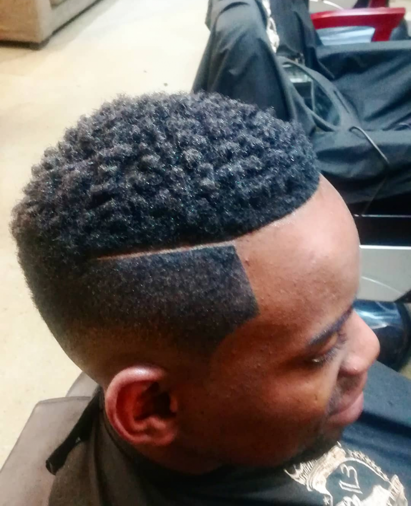 Legends Barbershop giving you the fresh glow this December.