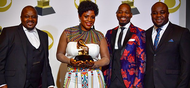 Soweto Gospel Choir bring home their 3rd Grammy Award