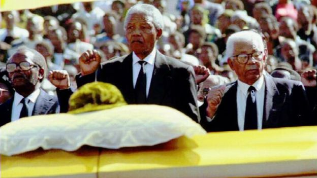 The Day Chris Hani was assassinated