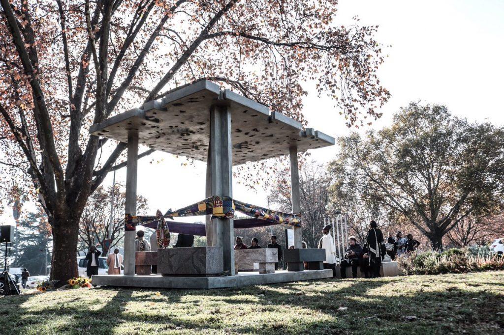 Hugh Masekela Memorial Pavilion, sir david adjaye,