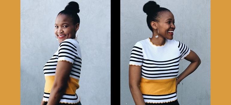 Tshegofatso Phetlhe: Young & Gifted and Black Art Director