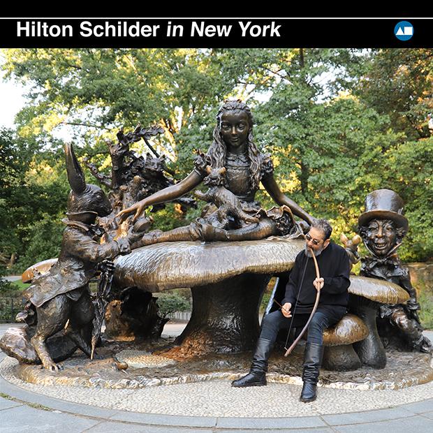 Hilton Schilder, Hilton Schilder on TAOS, Hilton Schilder Interview,